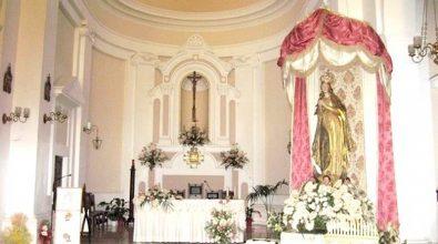 Briatico: rubata la corona della statua dell'Immacolata, patrona del paese