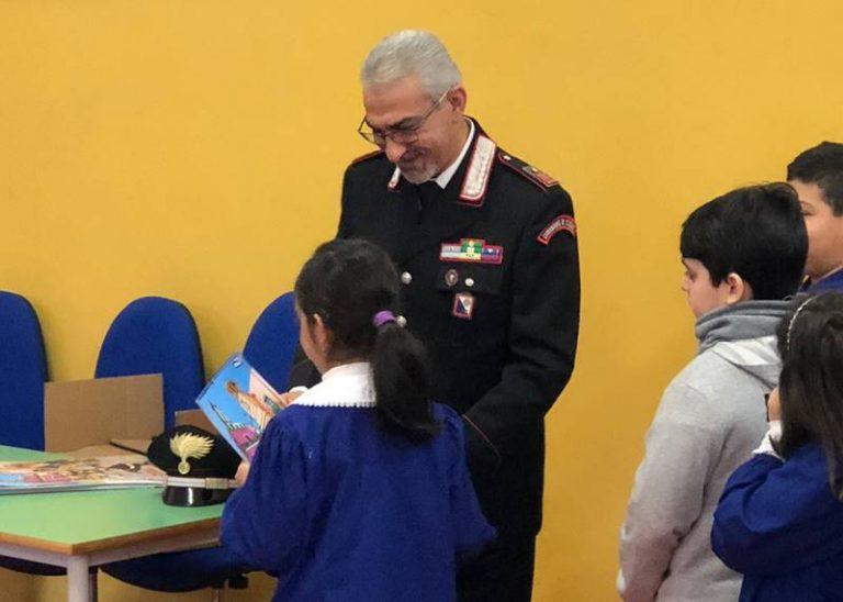 I carabinieri dalla parte dei bambini, presentato anche a Serra il calendario dell'Arma
