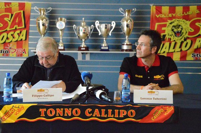 """Addio tra Tonno Callipo Vibo e Tubertini: """"Risoluzione consensuale"""""""