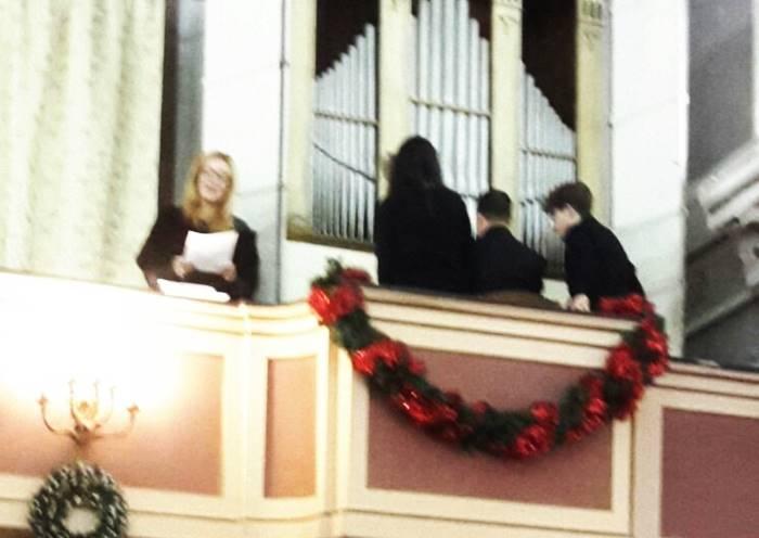 Monterosso, apprezzamento per il concerto d'inizio anno del duo Bellissimo-Galante
