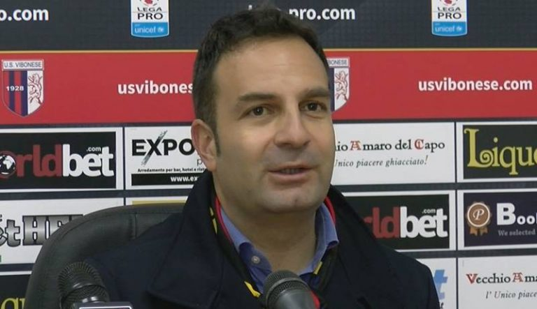 Vibonese calcio, il dg Beccaria saluta: «Dieci anni indimenticabili»