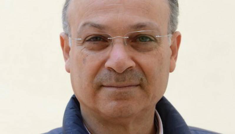 L'ex sindaco Giuseppe Rodolico