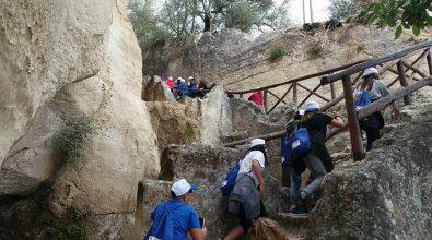 Boom di accessi al sito rupestre di Zungri: 23.500 visitatori incantati dalle grotte nel 2017 (VIDEO)