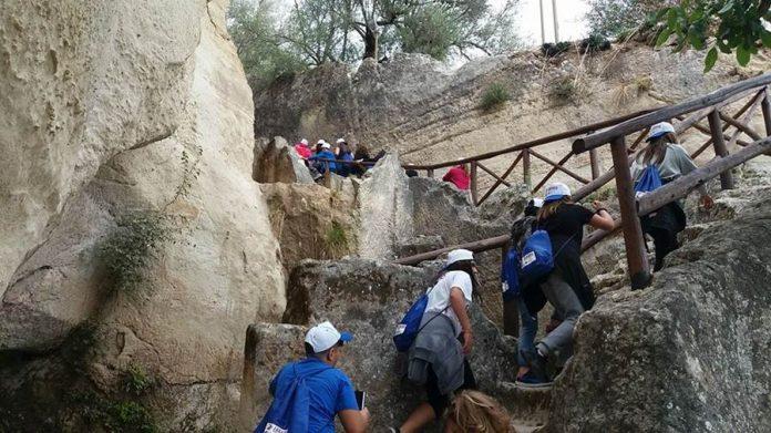 Grotte di Zungri, visite