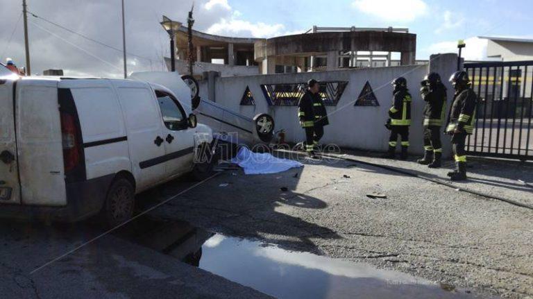 Incidente mortale a Maierato, giovane indagata per omicidio stradale