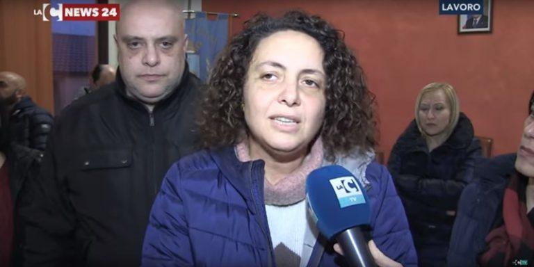 Lsu-Lpu, lavoratori vibonesi in attesa della riunione di martedì a Catanzaro (VIDEO INTERVISTE)