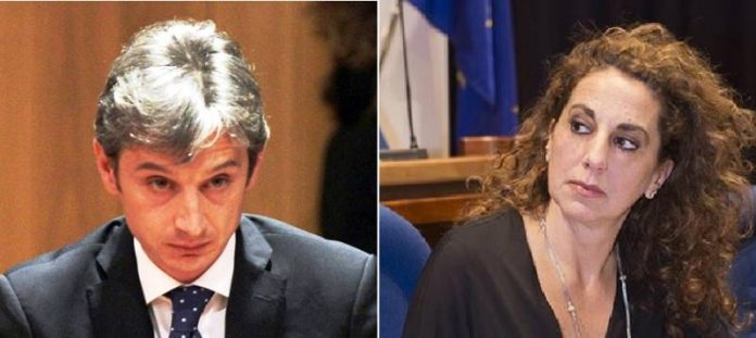 Giuseppe Mangialavori e Wanda Ferro