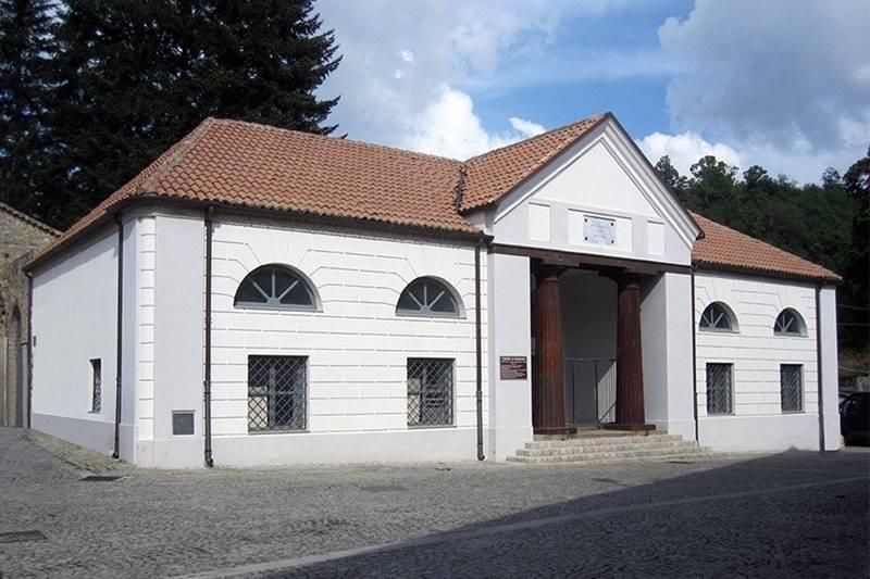 Il Museo della Fabbrica d'armi di Mongiana
