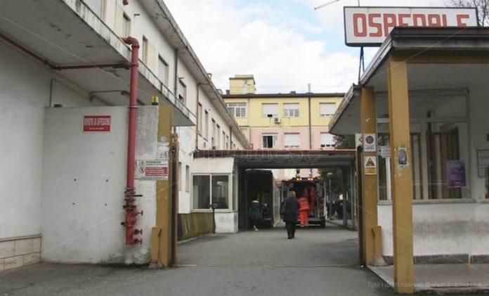 """Ospedale """"Jazzolino"""" Vibo Valentia"""