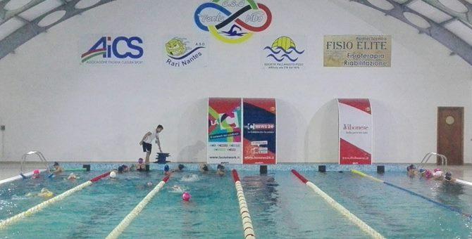 Nuoto, scuola e aggregazione per promuovere la cultura dello sport nei più piccoli