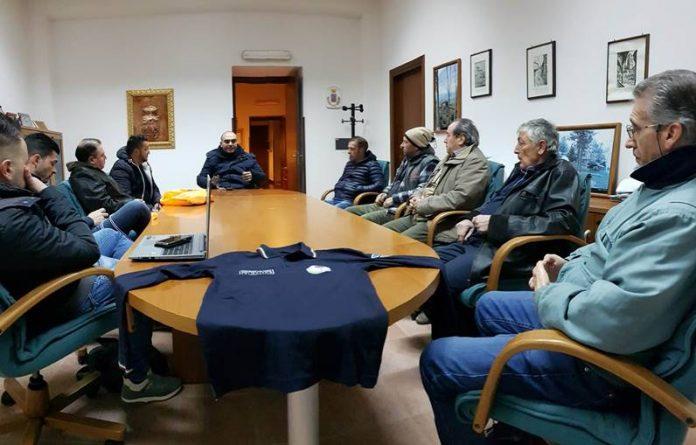 La riunione del Gruppo di Provic a Mongiana