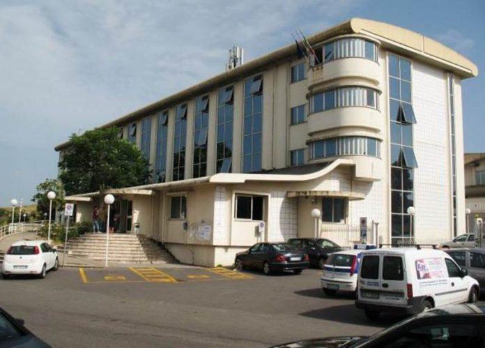 La sede della Provincia di Vibo Valentia