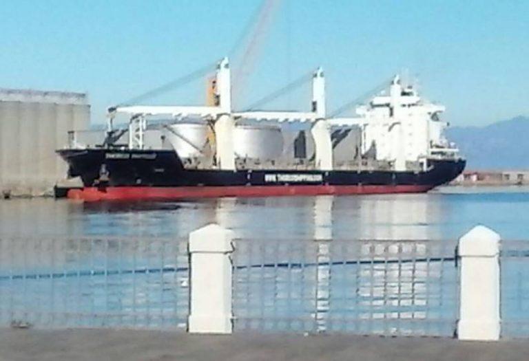 Da Vibo Marina salpano i macchinari destinati agli impianti estrattivi dell'Oman