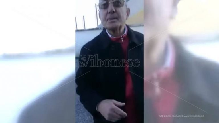 La Vibonese ha un tifoso Doc, si chiama Gino e prevede i risultati (VIDEO)