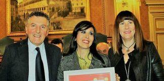Perugia, premiazione