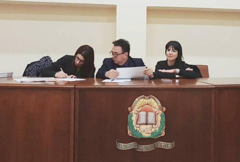 Stefanaconi, inaugurato l'anno giudiziario del Tribunale arbitrale (VIDEO)