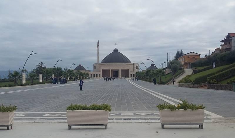 La Villa della gioia a Paravati