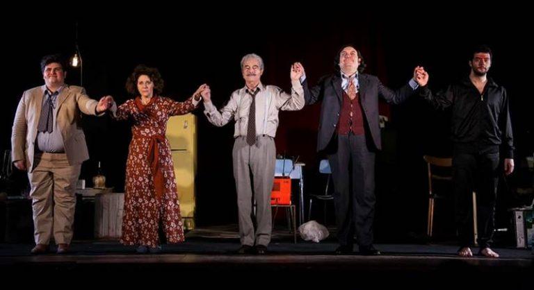 Parte con il botto la stagione teatrale di Vibo, applausi a scena aperta per Dapporto