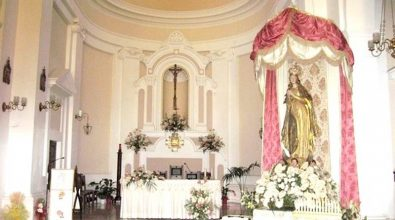 Briatico, restituita la corona della Madonna Immacolata