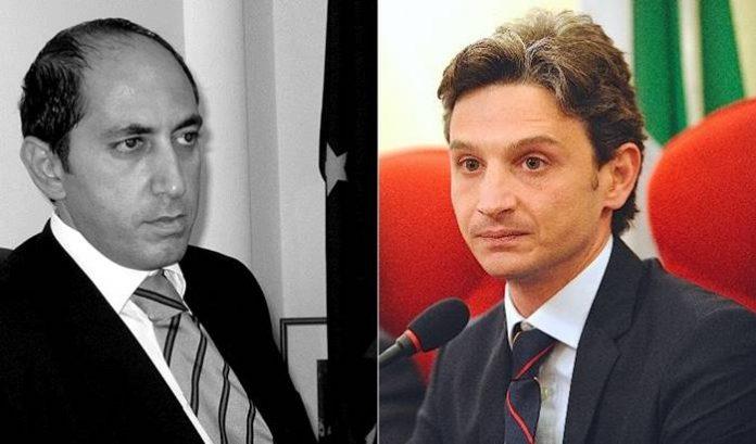 Nicola Brosio e Giuseppe Mangialavori
