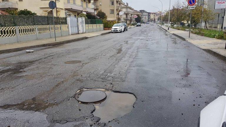 Vibo: al via il rifacimento di via Lacquari e via Spadolini