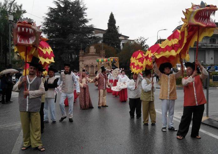 La passata edizione del Carnevale sancalogerese