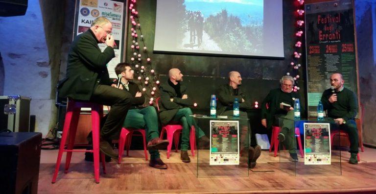 Pizzo, il Festival degli Erranti svela ambizioni e potenzialità dell'escursionismo di qualità