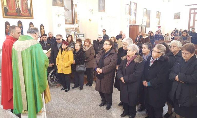 """Celebrata a San Costantino Calabro la """"Giornata del malato"""""""