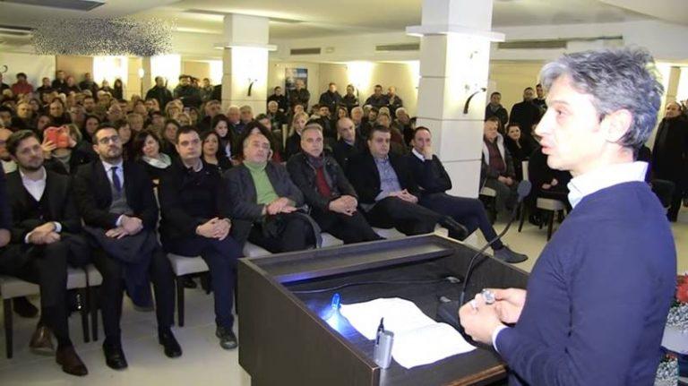 L'impegno del neo senatore Mangialavori: «Da oggi al lavoro per una Calabria migliore»
