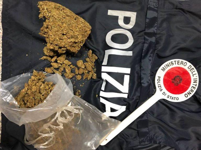 Marijuana nella scatola di scarpe, un arresto a Nicotera