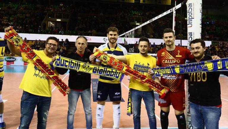 Superlega, la Tonno Callipo sfiora l'impresa a Modena