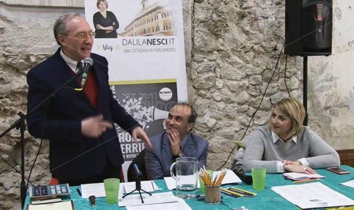 L'iniziativa dei Cinquestelle a Tropea