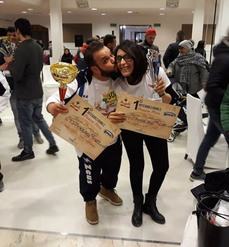 Campionato internazionale della pizza: il vibonese Francesco Fortuna fa il bis di vittorie