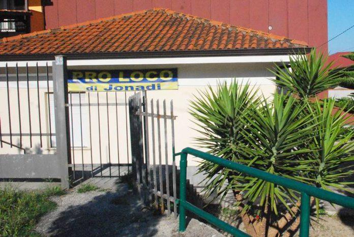 La sede della Pro loco di Ionadi