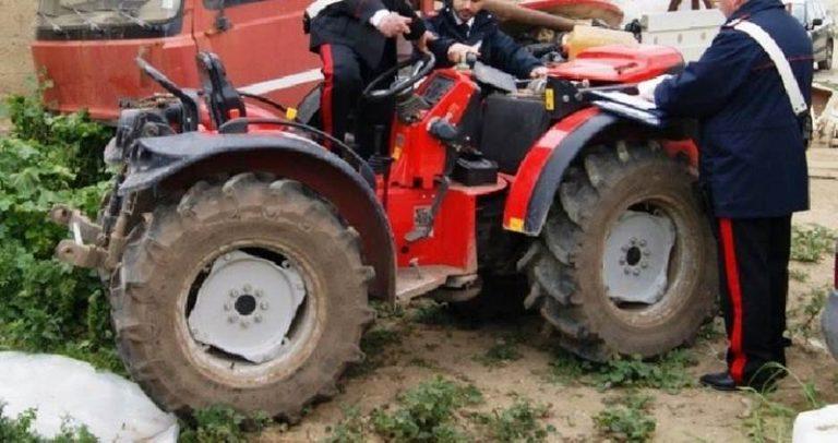 Riciclaggio di un trattore rubato, un'assoluzione a Vibo