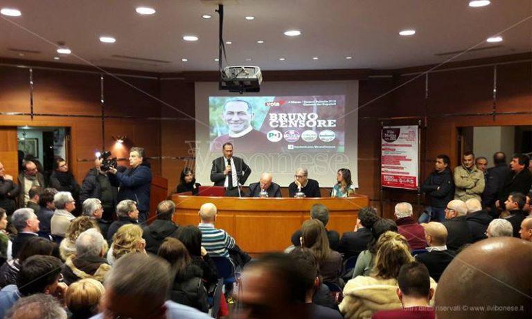 Politiche 2018 | Il Pd gioca la carta Zes e Censore punta forte su Vibo Marina (VIDEO)