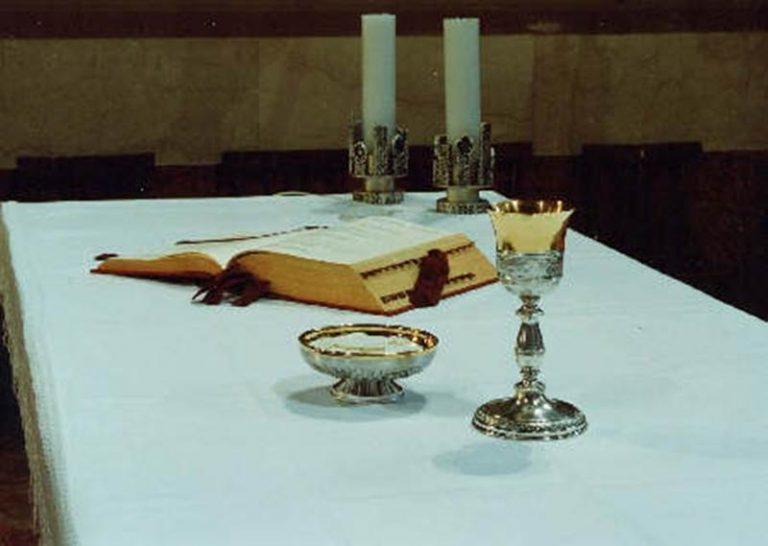 Joppolo: messa della domenica in chiesa celebrata pure in inglese