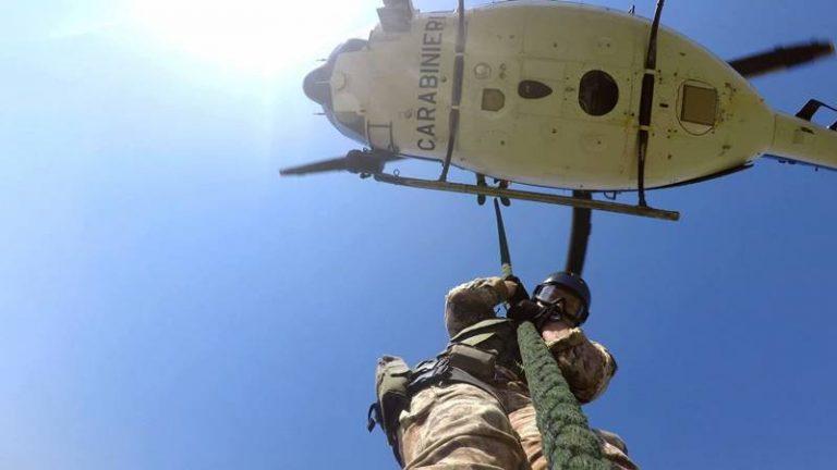 """""""Lo squadrone"""", la serie tv di Rai2 racconta le gesta dei Cacciatori di Calabria (VIDEO)"""