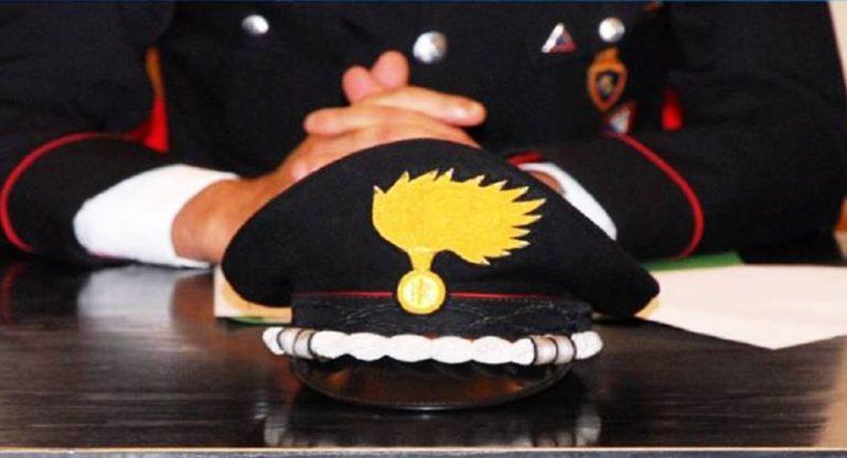 """Il carabiniere vibonese che sfidò i """"poteri forti"""" diventa tenente"""