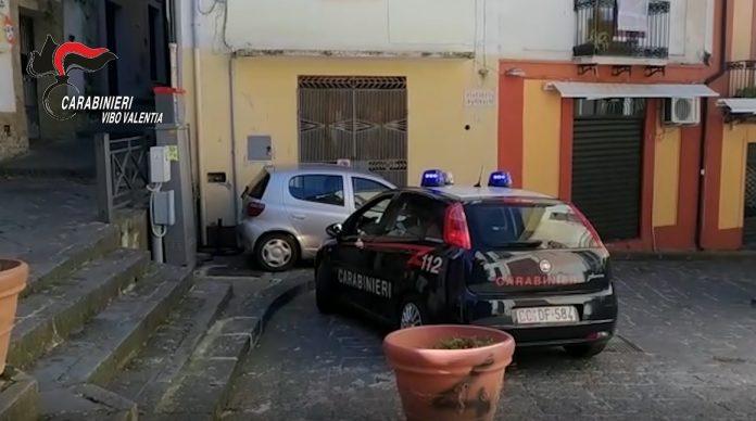 Controlli dei carabinieri a Vibo