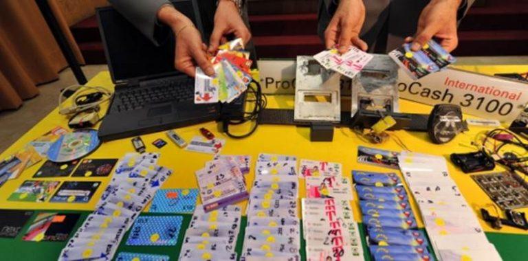 Carte di credito clonate, inchiesta anche a Vibo