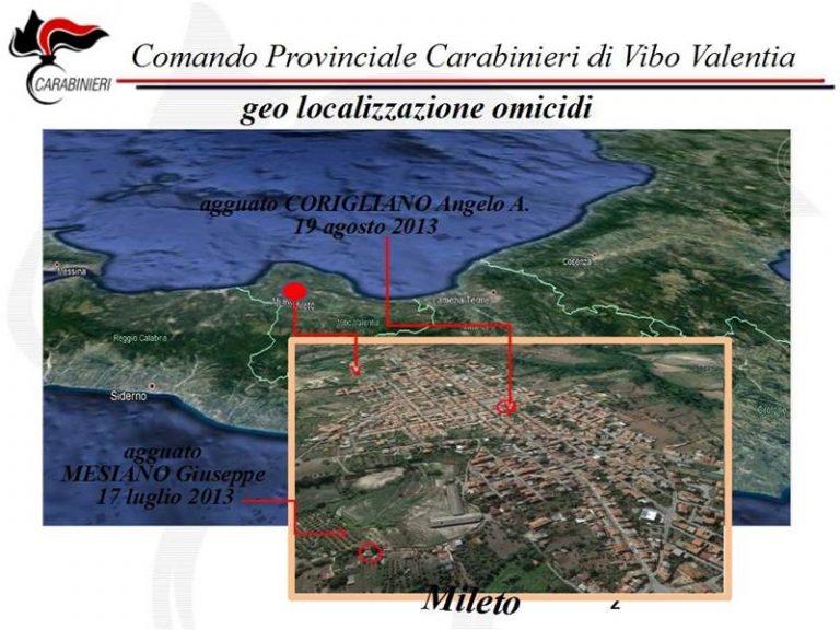 'Ndrangheta: faida di Mileto, arrestato anche un tecnico degli impianti di videosorveglianza infedele (VIDEO)