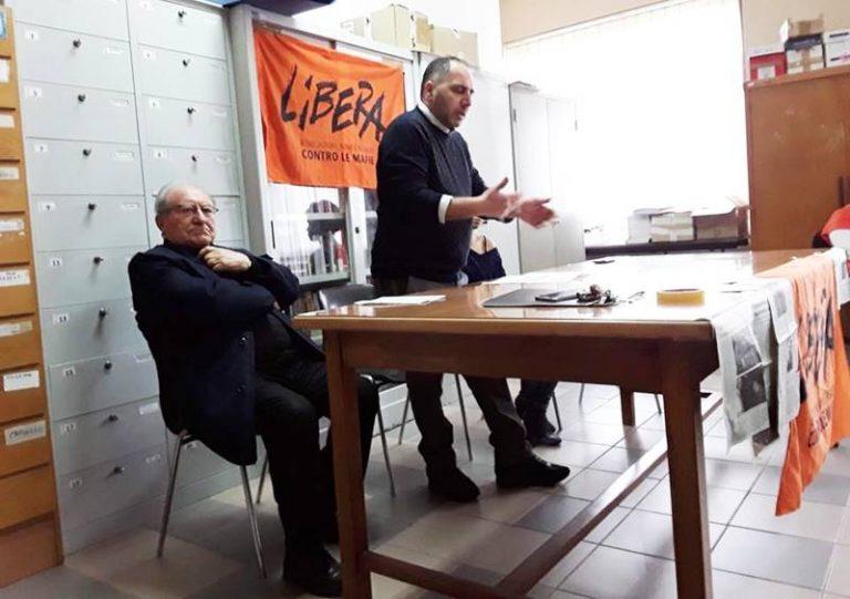 Libera verso il 21 marzo, a Mileto la testimonianza di Martino Ceravolo