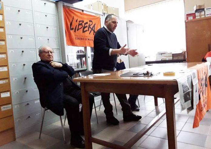 Martino Ceravolo con mons Fiorillo a Mileto