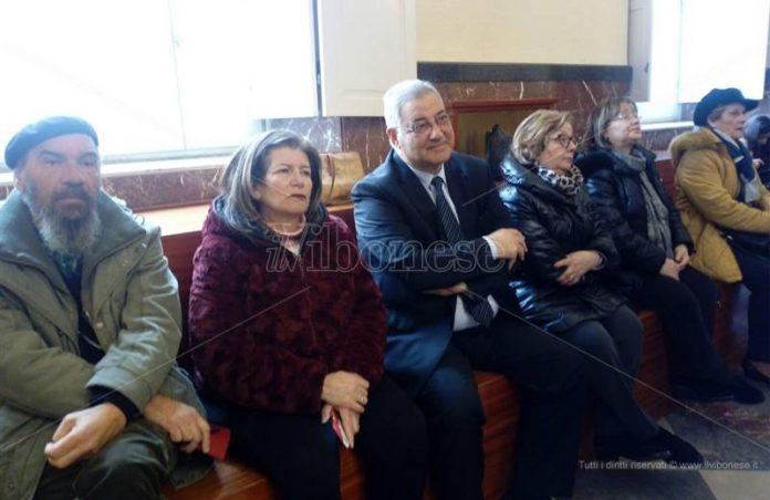 I componenti del Comitato Pro cimitero
