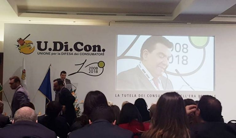 Udicon, il vibonese Piero Marrella nel Consiglio d'amministrazione nazionale