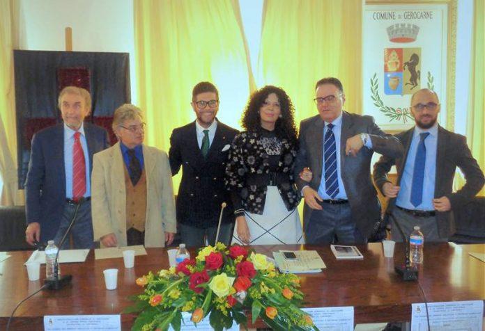 I relatori del convegno di Gerocarne