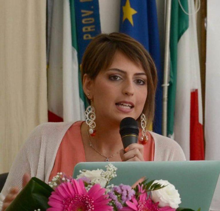 Dalila Nesci in lizza per la vicepresidenza della Camera