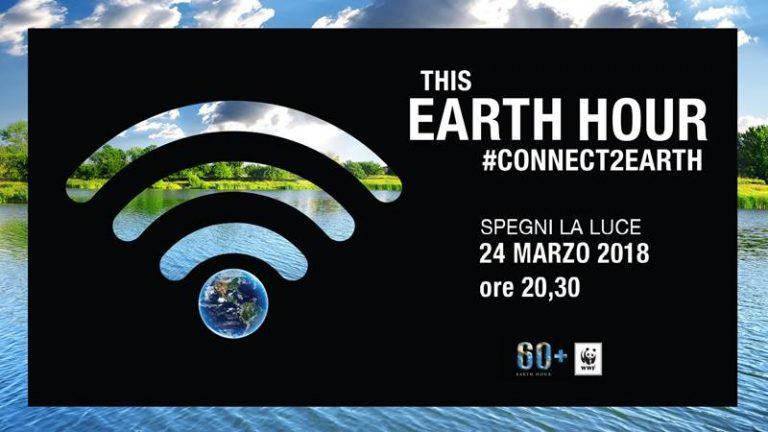 Un'ora al buio per dare un futuro alla Terra, l'Earth hour sbarca a Vibo