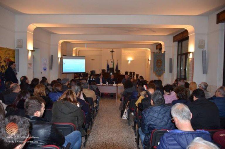 """Mileto verso le comunali, """"Energia mediterranea"""" si presenta ufficialmente"""